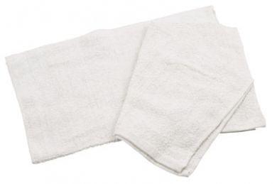 White Bar Towel