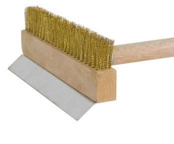 Browne® 100B Pizza Oven Brush (1 Each)