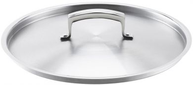 "12.5"" Stainless Steel Pot Cover"