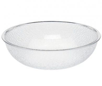 "15"" Round Pebbled Bowl"
