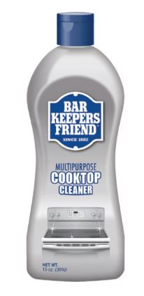 Bar Keepers Friend Cooktop 13oz Cleaner 11613