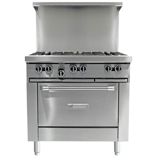"Garland® G Series 36"" Natural Gas Range"