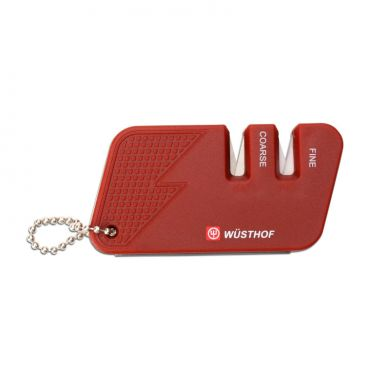 W†STHOF Red Knife Sharpener