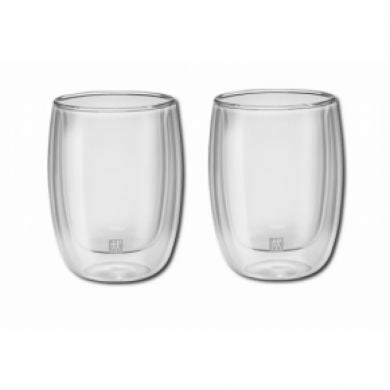 Zwilling J.A Henckels Double-Wall Cappuccino Cup Set