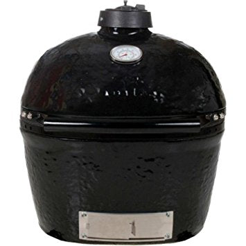Large Ceramic Oval Grill & Smoker LG300
