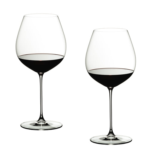 Riedel 6449/07 Veritas Old World Pinot Noir Glasses 24-7/8oz - 2 pack