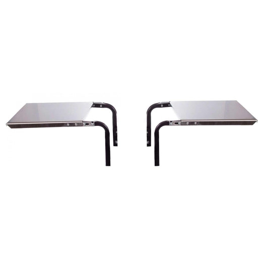 Stainless Steel Side Tables Fits JR200 Cradle 306