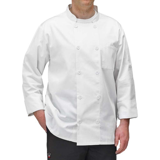 White Chef Jacket - Small