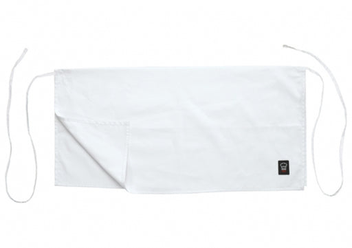 Four Way Waist Apron - White