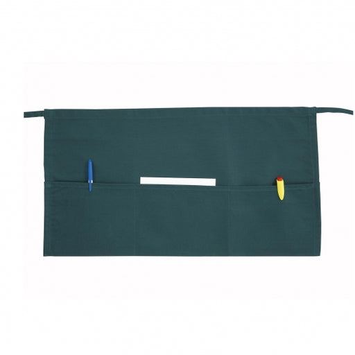 Three Pocket Waist Apron - Green