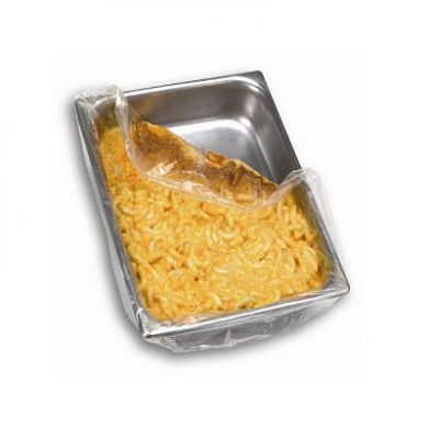 "Pansaver 42008 Ovenable Disposable Pan Liners Fits 25-1/2""Wx17-1/2""D Bun Pans"