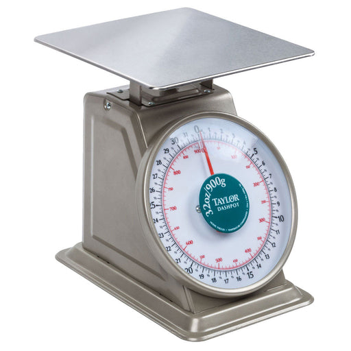 32 oz. Heavy Duty Mechanical Portion Scale with Dashpot