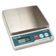 Compact Digital Portion Control Kitchen Scale