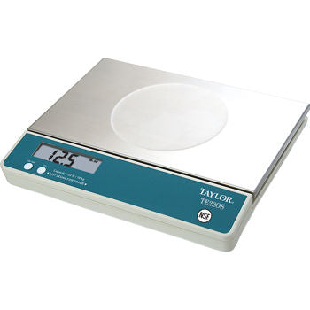 Digital Portion Control Kitchen Scale with Oversized Platform