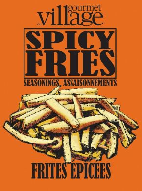 Spicy Fries Seasoning