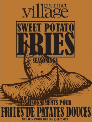 Sweet Potato Fries Seasoning