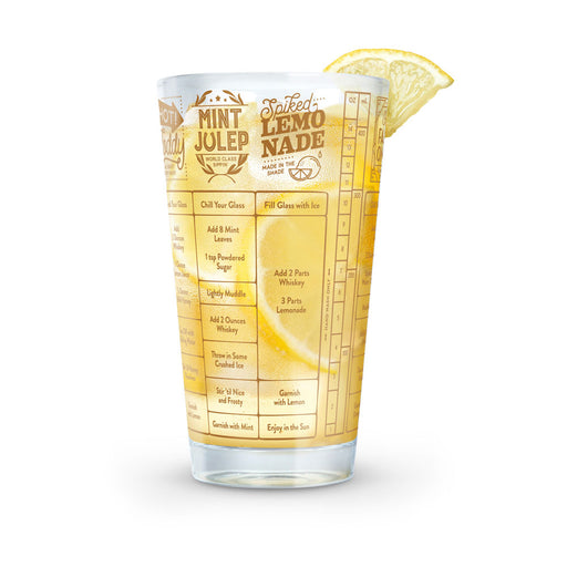 Whiskey Cocktail Measuring Glass