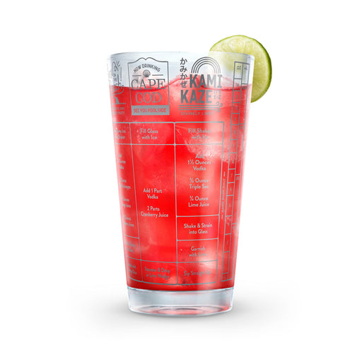 Vodka Cocktail Measuring Glass