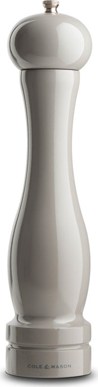 "12"" Grey Capstan Pepper Mill"