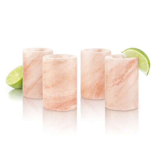 Himalayan Salt Shot Glass Set
