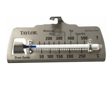 Oven Guide Thermometer