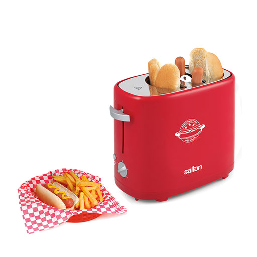 Salton hot dog toaster