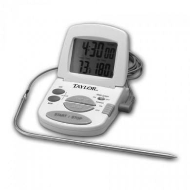 Digital Wired Probe Thermometer