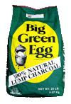 Big Green Egg Charcoal Lump