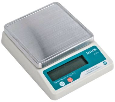 2 lb x 1/10 oz Compact Digital Scale