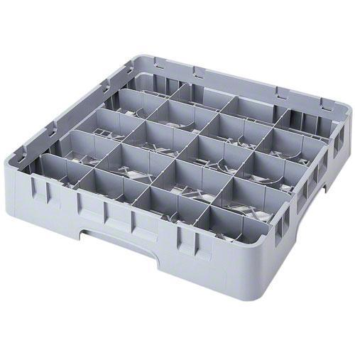 Cambro 20C258-151 - 20-Compartment Full Size Cup Rack