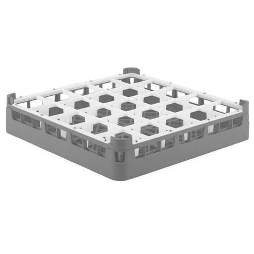 Vollrath 52772 Signature Full-Size Gray 25-Compartment