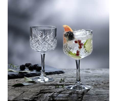Pasabahce - 19 Oz. (562Ml) Timeless Gin & Tonic Glass 12/Case - PG440237