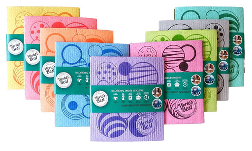 World's Best Original Swedish Dishcloths.