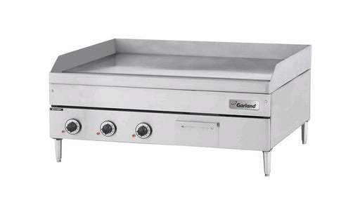 "Garland E24-48G 48"" Heavy-Duty Electric Countertop Griddle"
