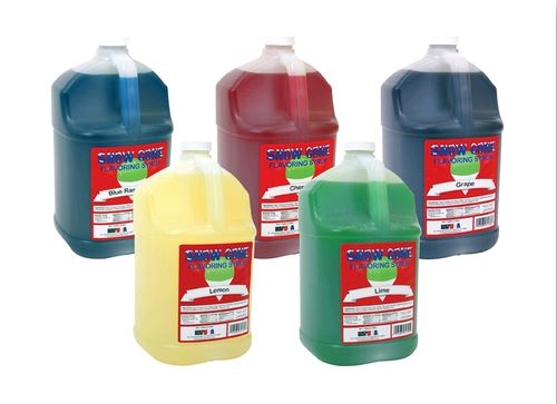 Benchmark 1 gallon Snow Cone Syrup