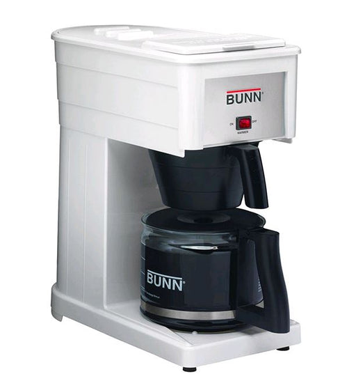 Coffee Brewer White 10 Cup