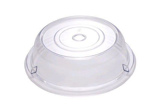 "Winco Clear 9"" Plate Cover PPCR-9"