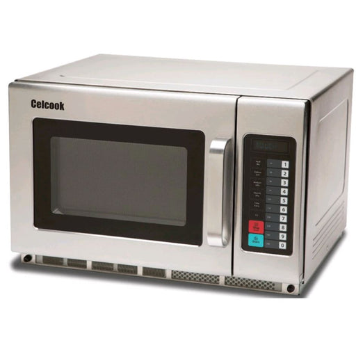 Celcook CEL1100HT 1100W Digital Touch Pad Microwave Oven - 120V/60Hz