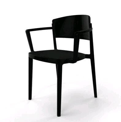 Tarrison Abuela Stackable Side Chair AS293 sold individually