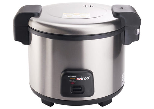 Winco Rice cooker 30 cup RC-S300
