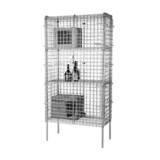 Security Cage unit 24x60