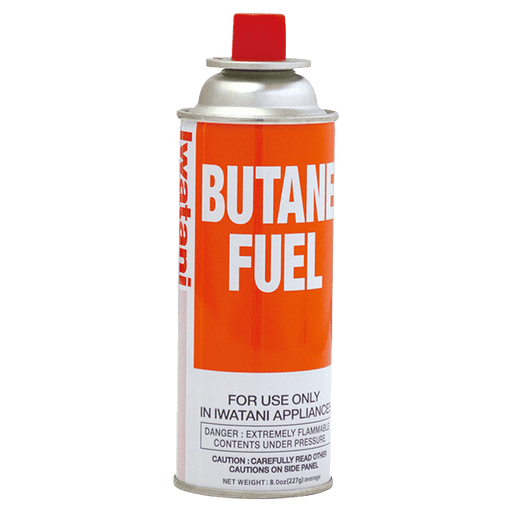 8oz Canister of Butane Fuel