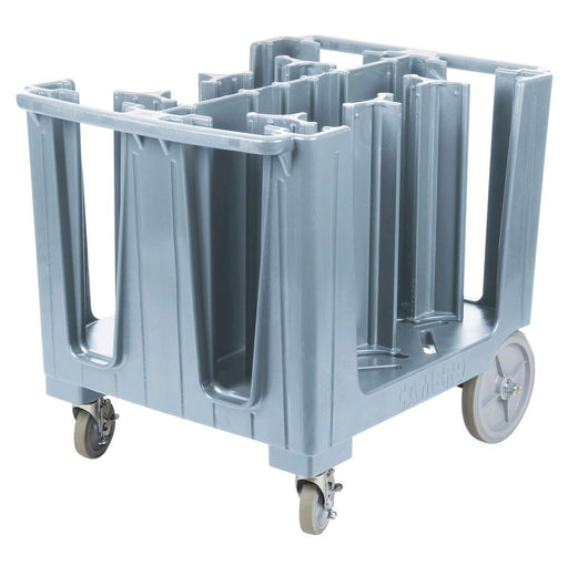 Cambro S Series Adjustable Slate Blue Caddy w 6 columns ADCS401