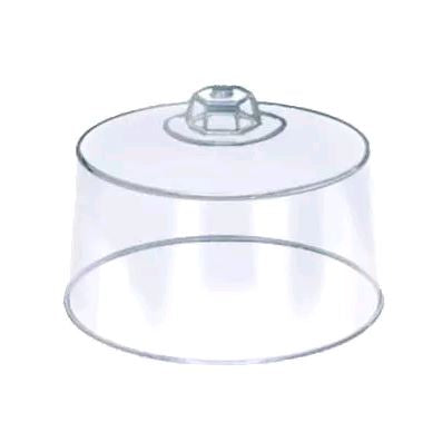 "American Metalcraft 19004 12"" Round Cake Cover, Plastic, Clear*"