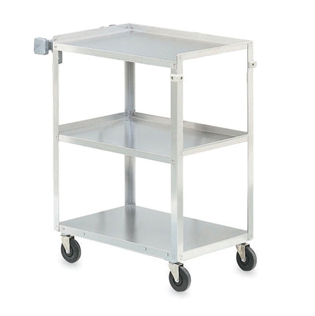 Vollrath 97125 Stainless steel 3 shelf utility cart