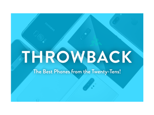TUDIA's Top Phones of the Decade!