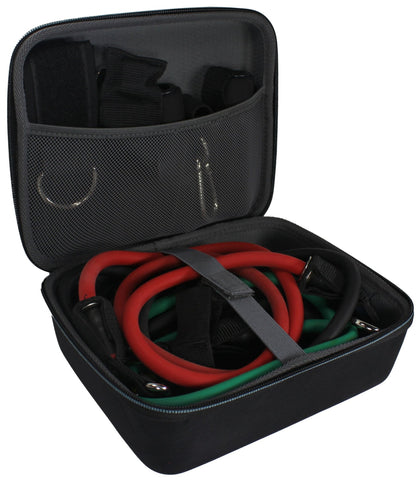 EVA Storage Carrying Case for Home Workout Exercise Equipment