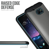 TUDIA Slim-Fit MERGE Dual Layer Protective Case for HTC 10 (HTC One M10)