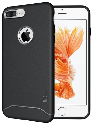 TUDIA Full-Matte Lightweight [ARCH] TPU Bumper Shock Absorption Case for Apple iPhone 7 Plus / iPhone 8 Plus