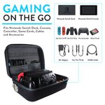 EVA Storage Carrying Case for Nintendo Switch (Large)